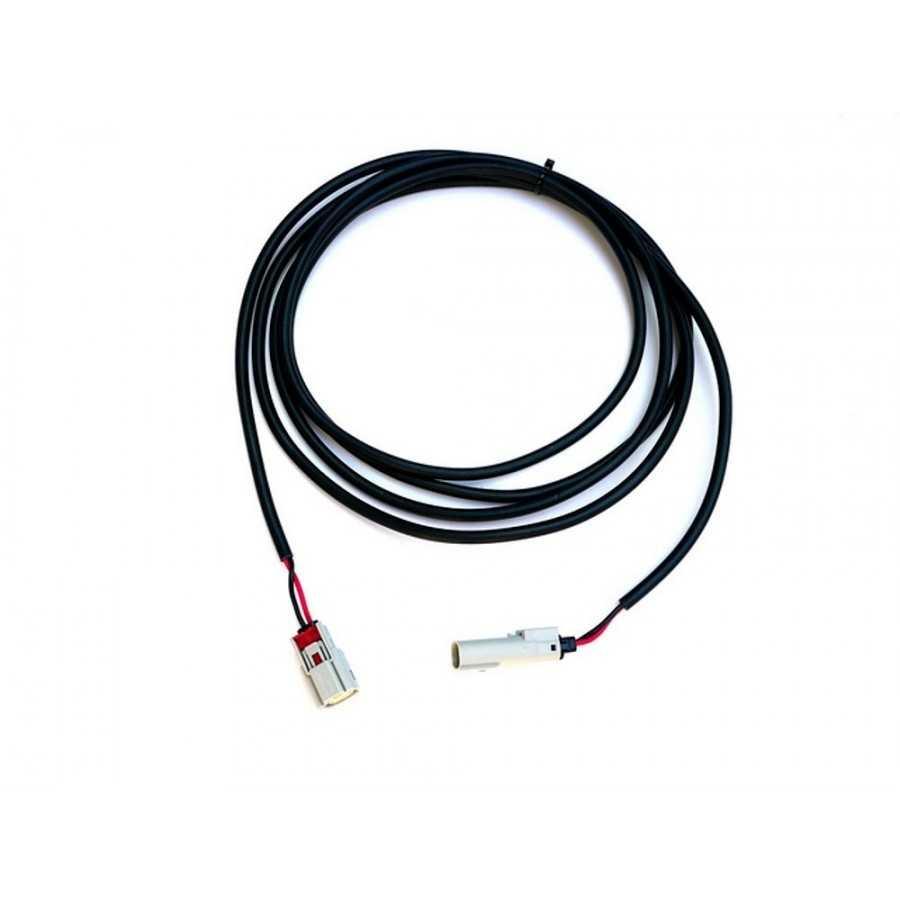 - 3-metrowy przedłużacz kabla - zawiera złącze o stopniu ochrony IP68 - dedykowany dla lamp z serii T-16/T-24 oraz Triple-R 16/2
