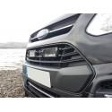 Zestaw do montażu oświetlenia LAZER TRIPLE-R 750 w fabrycznym grillu - Ford Custom (2012 - 2018)