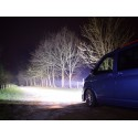 Zestaw do montażu oświetlenia LAZER ST4 Evolution w fabrycznym grillu - Volkswagen T6 (2015 -)
