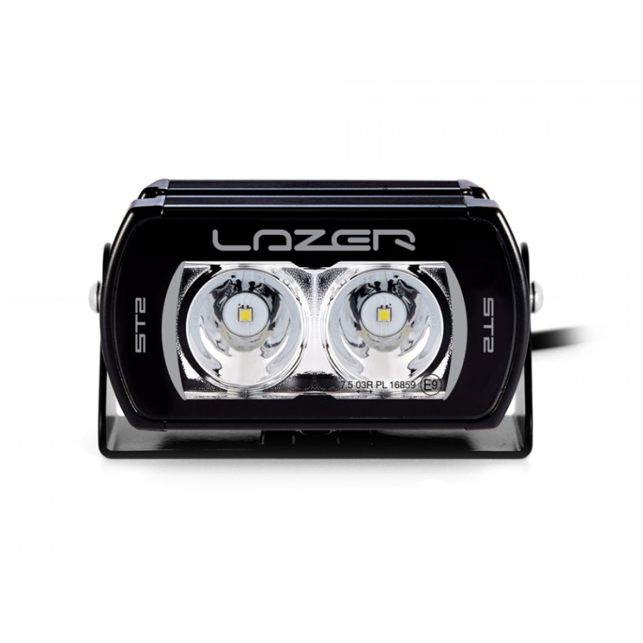LAZER ST2 Evolution - black
