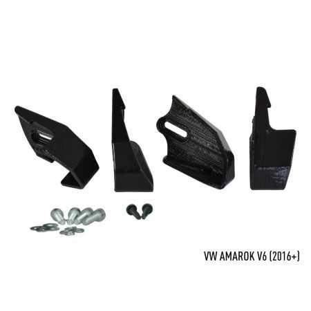 Zestaw do montażu oświetlenia LAZER TRIPLE-R 750 w fabrycznym grillu - Volkswagen Amarok V6 (2016 -)