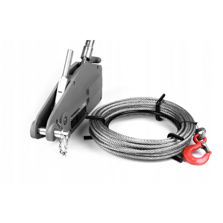 Wyciągarka ręczna Powerwinch Kifor PWK32, uciąg 3,2T