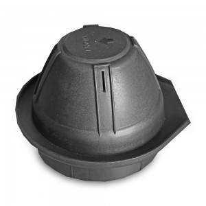 Cyklonowy wlot/filtr snorkela - 3 cale, 75mm