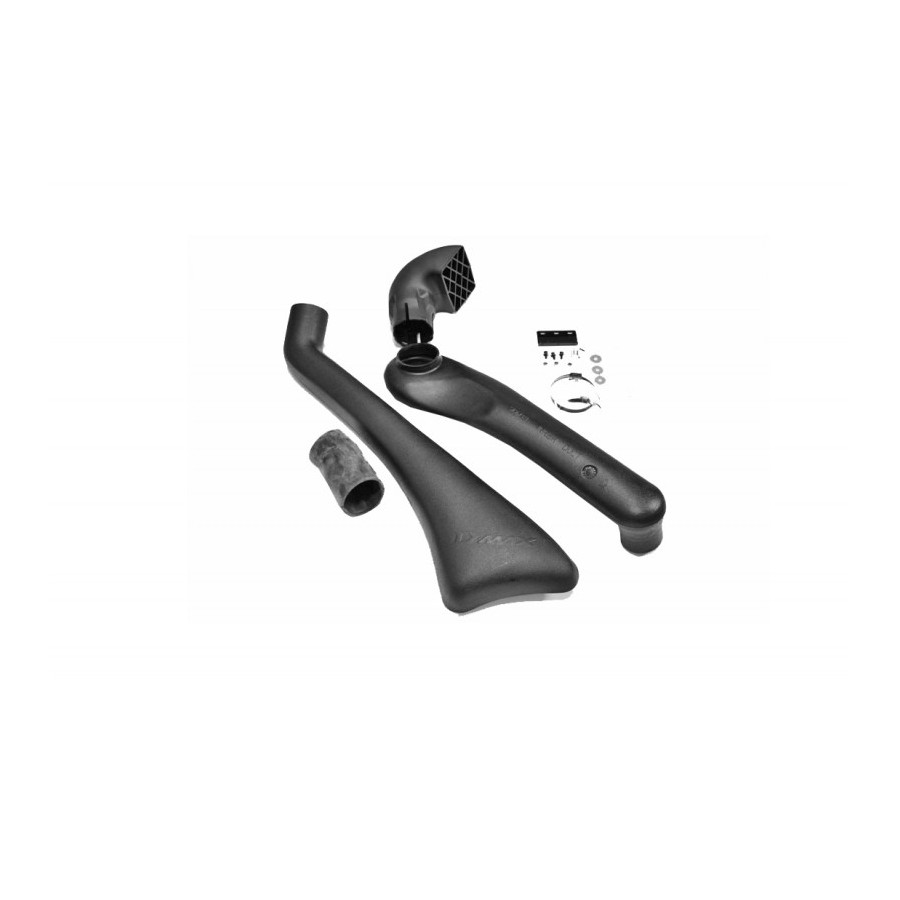 Snorkel do Isuzu D-MAX 3,0 D 10/08 - 05/12