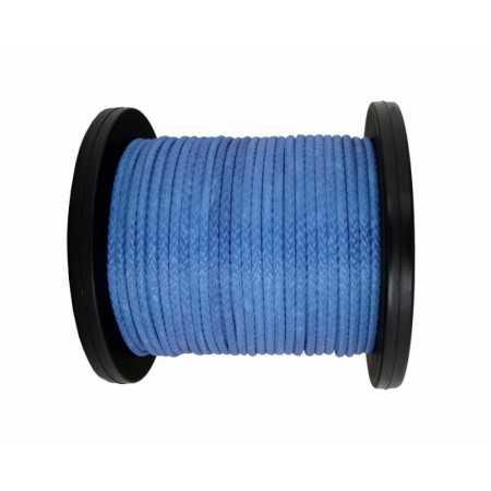 Lina syntetyczna 16mm, niebieska, MBL 23,5 T
