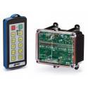 Sterowanie radiowe LODAR 12-24V, 10-funkcyjne