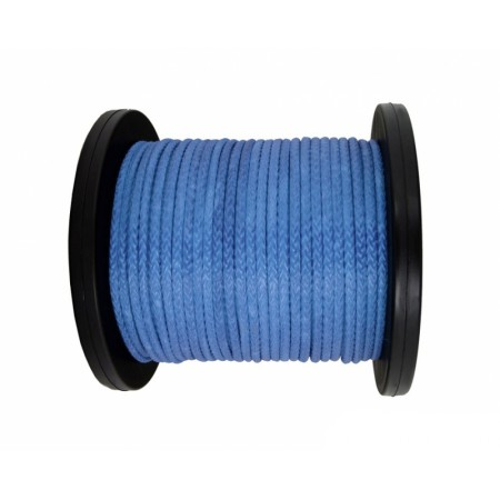 Synthetic rope 12 mm, blue, MBL 13.5T