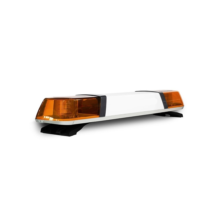 Lampa zespolona 911 INSTRUCTOR LED, 122 cm, pomarańczowa