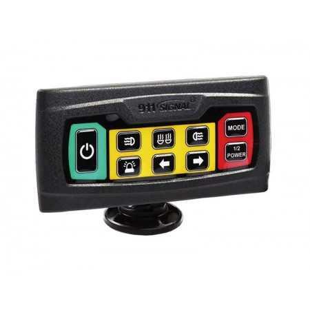 Switch control panel 911