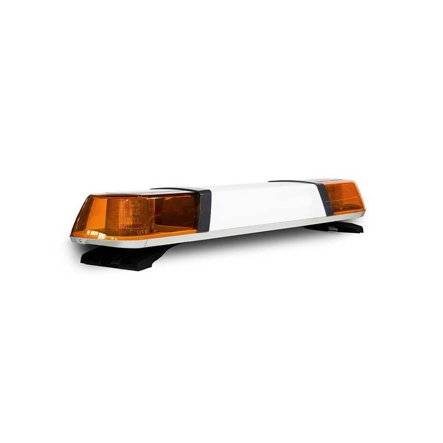 Lampa zespolona 911 INSTRUCTOR LED, 150 cm, pomarańczowa