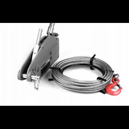 Hand winch Powerwinch Kifor PWK16, 1,6T