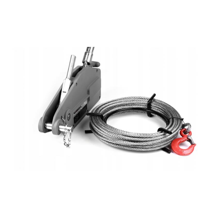 Wyciągarka ręczna Powerwinch Kifor PWK08, uciąg 0,8T