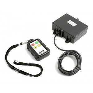Sterowanie radiowe LODAR 12-24V, 2-funkcyjne, 60m