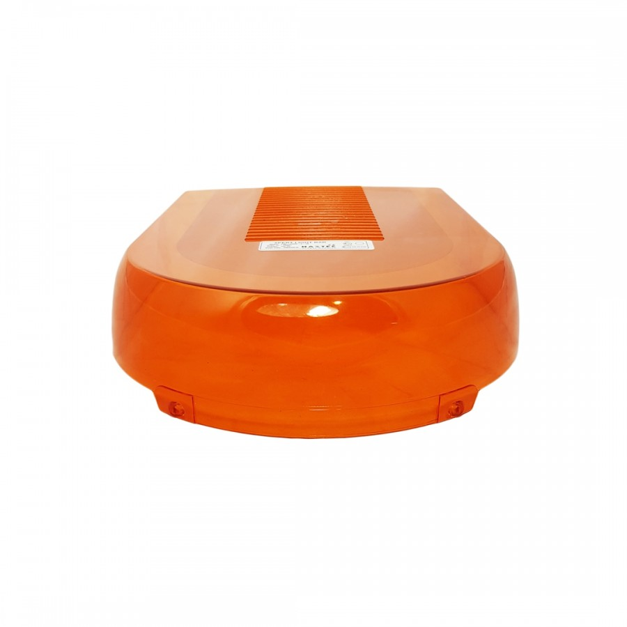 Klosz boczny pomarańczowy do belki Haztec Xpert, dł. 360mm