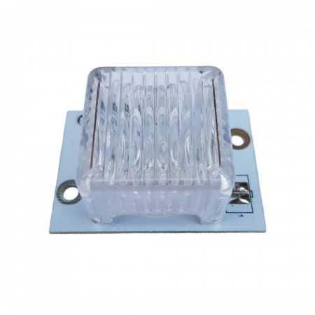 Moduł 1 led boczny Powerlight Falcon niebieska, 12/24V, R65