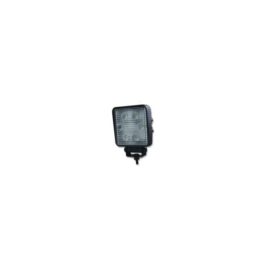 Lampa robocza Powerlight 6x LED, 18W, 1300 lm, 10-30V