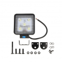 Lampa robocza Powerlight 5x LED, 15W, 1100 lm, 10-30V