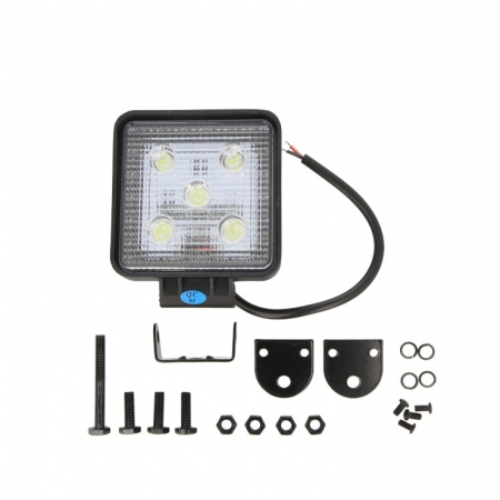 Work light Powerlight 5x LED, 15W, 1100 lm, 10-30V