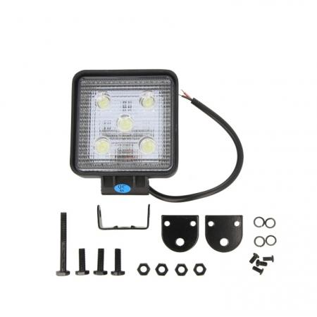 Work light Powerlight 5x LED, 15W, 1100 lm, 10-30V