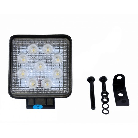 Work light Powerlight 9x LED, 27W, 2200 lm, 10-30V