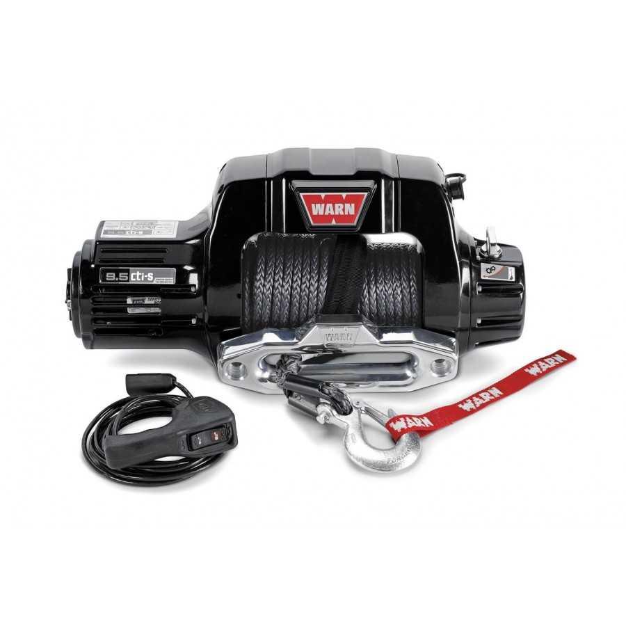 Wyciągarka elektryczna - WARN 9.5cti (uciąg: 4310 kg)