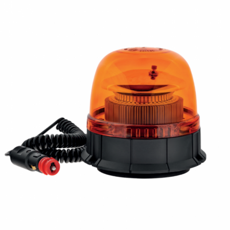 LAP LTB030 Reg 65 LED Beacon - DIN Mount - Amber 12/24V