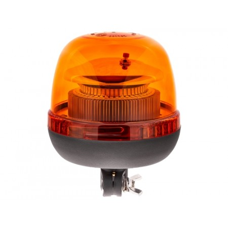 LAP LTB030 Reg 65 LED Beacon - DIN Mount - Amber 12/24v