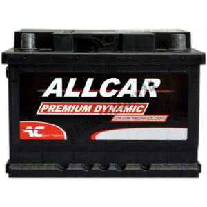 ALLCAR PREMIUM 12V 62Ah 630A P+
