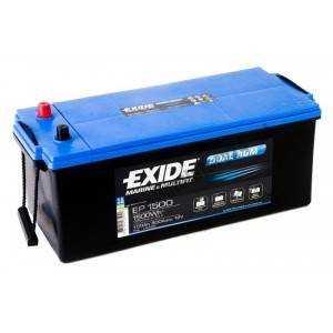 EXIDE DUAL AGM MARINE EP1500 12V 180AH 900A L+