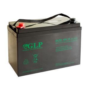 GLPG 100-12 12V 100Ah Akumulator żelowy GEL