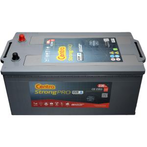 Akumulator Centra StrongPRO HVR CE2353 12V 235Ah 1200A L+