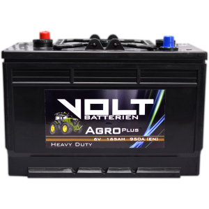 VOLT BATTERIEN HEAVY DUTY 6V 165AH 950A