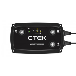 Ładowarka CTEK Smartpass 120S