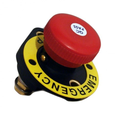 Powerwinch 400A mushroom safety switch (hebel)