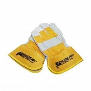 Rękawice ochronne z logo PowerWinch (slim fit)