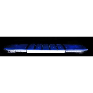 Lampa zespolona Powerlight Liberty LED BP, 145 cm, niebieska, 12/24V, R65