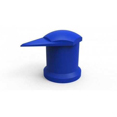Checkpoint Dustite Long Reach blue 32mm