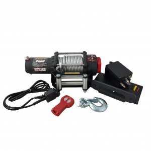 Wyciągarka PW4500 12V ze sterowaniem bezprzewodowym