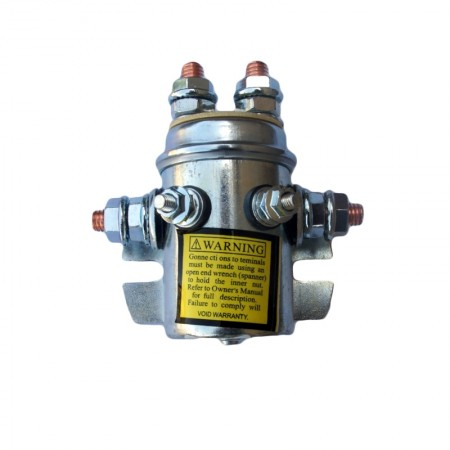 Solenoid Powerwinch 200A 24V