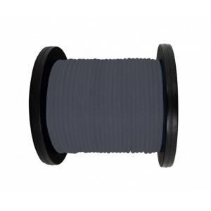 Lina syntetyczna 12 mm, szara, MBL 13.5T