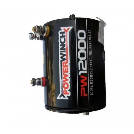 Engine Powerwinch PW12000 12V