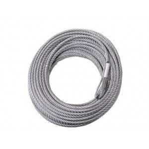 Steel rope 9,5 mm x 26 m