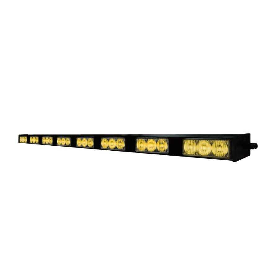 Fala świetlna Comander LED 8 modułów 12/24V