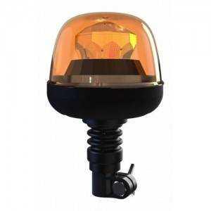 Lampa błyskowa 28W 10x LED trzpień 7 błysków