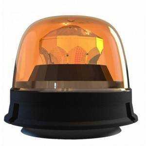 Lampa błyskowa 28W 10x LED magnes 7 błysków