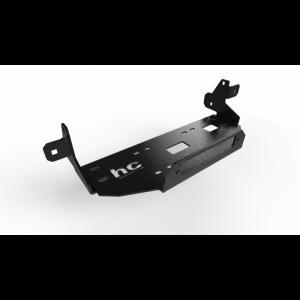 Toyota Hilux 2011-2015 płyta montażowa wyciągarki
