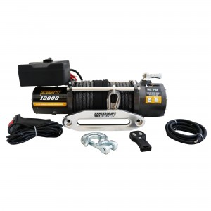 Kangaroowinch K12000 with Synthetic Rope