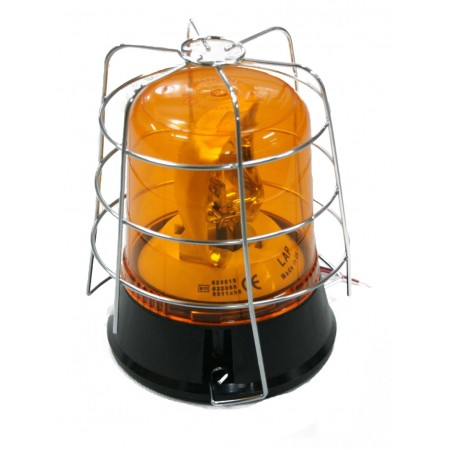 Protective cage for single lamps ( LAP, XNB, XHP ), 3-points or magnetic