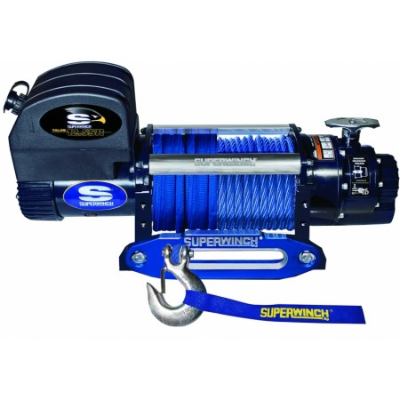 Superwinch TALON 12.5 SR 12V with synthetic rope