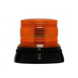 Pojedyncza lampa LAP LFB-050 LED, 12/24V, pomarańczowa, mocowanie 3-punktowe, R65